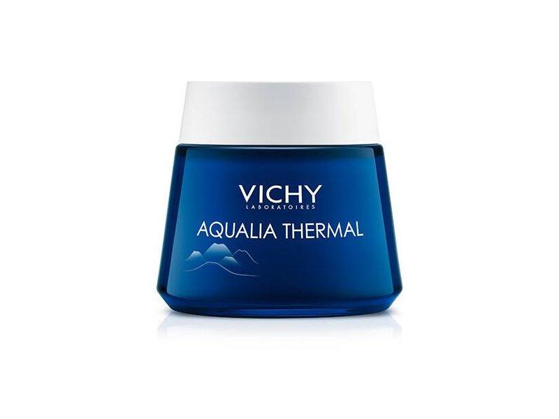 Vichy Aqualia Thermal Night Spa, Anti-Aging Night Cream & Face Mask