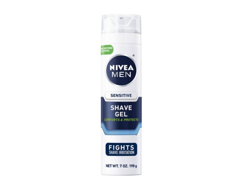 Nivea Men Sensitive Shaving Gel, 7 fl oz