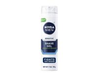 Nivea Men Sensitive Shaving Gel, 7 fl oz - Image 2