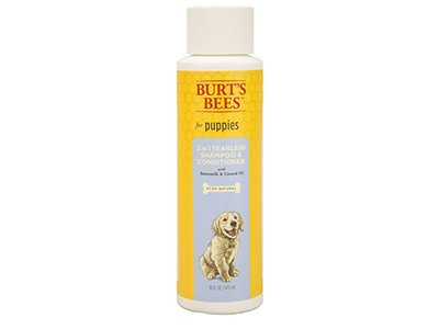 Burt's Bees 2-in-1 Tearless Puppy Shampoo, 16-Ounce