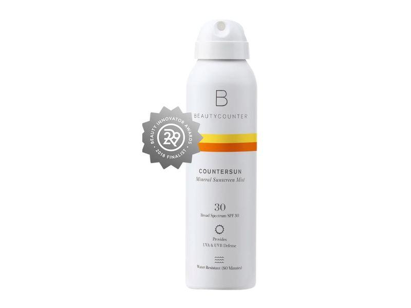 Beautycounter Countersun Mineral Sunscreen Mist, SPF 30, 6 fl oz
