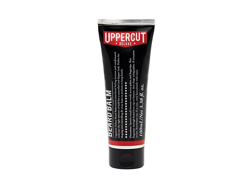 Uppercut Deluxe Control, Shine Beard Balm, 3.38oz