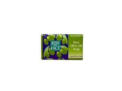Kiss My Face Soap Bar Olive Oil