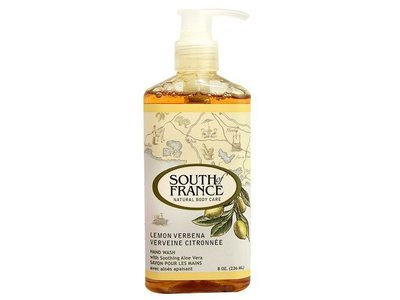 South of France Hand Wash Climbing Lemon Verbena, 8 fl oz