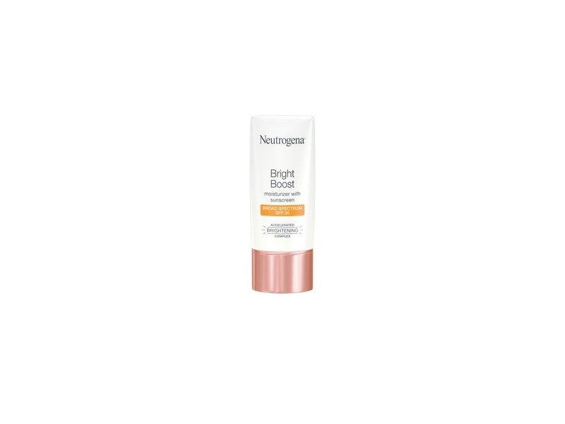Neutrogena Bright Boost Face Moisturizer SPF 30