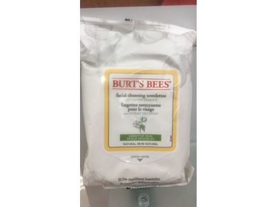 Burt's Bees Sensitive Facial Cleansing Towelettes - Image 5