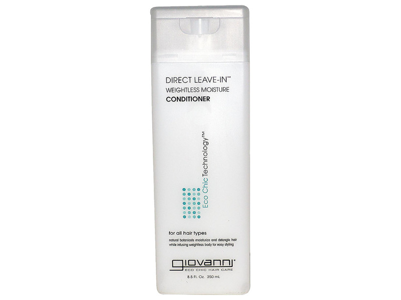 Giovanni Direct Leave-in Weightless Moisture Conditioner,8.5 oz