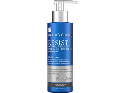 Paula's Choice RESIST Optimal Results Hydrating Cleanser, All Skin Types - 6.4 oz