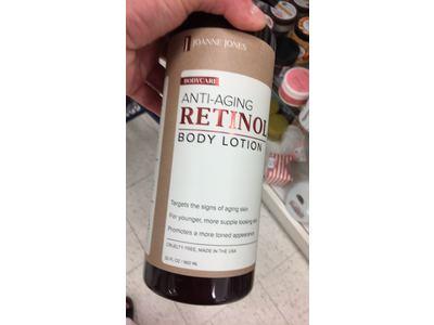 Joanne Jones Anti-Aging Retinol Body Lotion, 32 fl oz