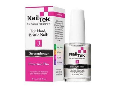 Nail Tek Protection Plus 3 Strengthener, 0.5 oz