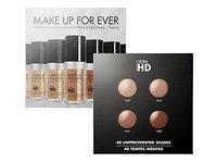 Make Up For Ever Ultra HD Foundation Sample Card 4 Shades Y225- Y335 - Y415 - Y505 - Image 2