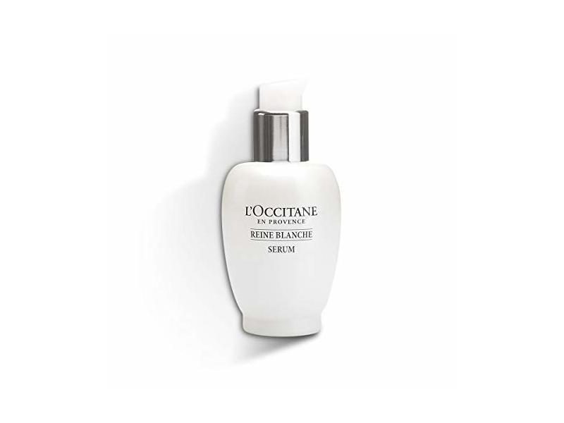 L'Occitane Reine Blanche Brightening Serum, 1 fl oz