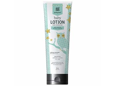 Grab Green Baby Lotion Calming Chamomile, 8 OZ