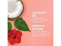 Shea Moisture Coconut & Hibiscus Dead Sea Salt Muscle Relief Mineral Soak, 20 oz - Image 9