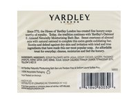 Yardley London Moisturizing Oatmeal and Almond Bath Bar - Image 3