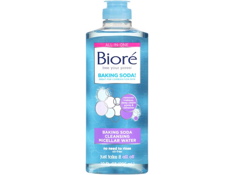 Biore Baking Soda Micellar Water