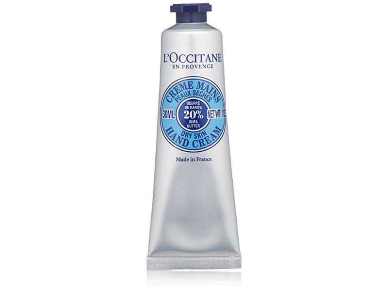 L'Occitane Shea Butter Hand Cream, 10 ml