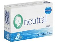 Grisi Neutral Soap, 3.5 oz (Pack of 9) - Image 2