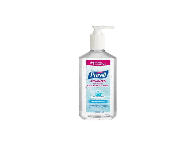 Purell Advanced Hand Sanitizer Refreshing Gel, 10 fl oz