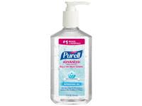 Purell Advanced Hand Sanitizer Refreshing Gel, 10 fl oz - Image 2