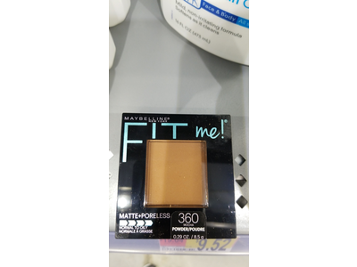 Maybelline New York Fit Me Matte Plus Poreless Powder, Mocha, 0.29 Ounce - Image 5