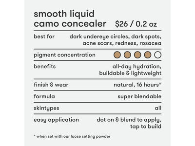 Dermablend Smooth Liquid Concealer Cedar/tan - Image 4