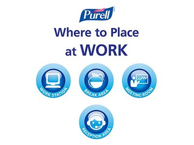 PURELL Advanced Hand Sanitizer Hand Sanitizer Gel, 20 fl oz - Image 5