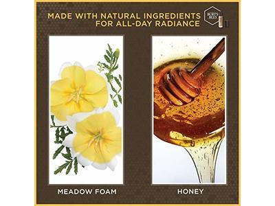 Burt's Bees Deep Maple Goodness Glows Liquid Makeup, 1 FZ - Image 9