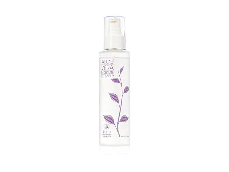 DeVita Aloe Vera Moisture Cleanser 5 oz (150 ml) Liquid