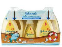 Johnson's Baby Head-to-Toe Wash & Shampoo Verity Pack 2-33.8 fl oz and 1-10.2 fl oz - Image 2