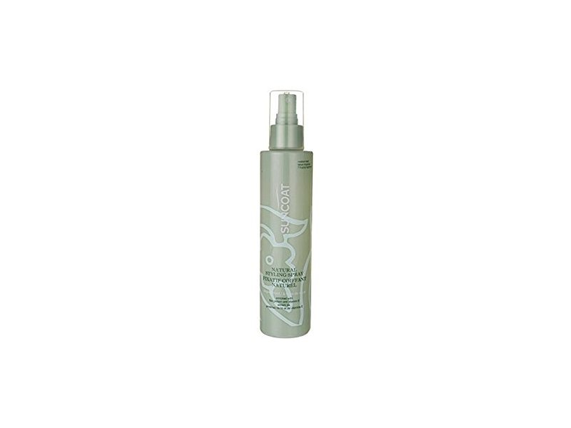 Suncoat Natural Styling Spray, Medium Hold, 7 fl oz