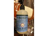 Mrs. Meyers Clean Day Liquid Hand Soap Hard, Bluebell Scent, 12.5 Oz - Image 3