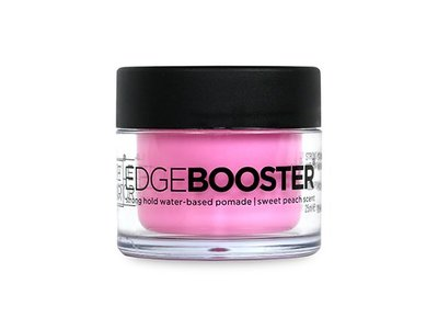 Style Factor Mini Edge Booster Strong Hold Hair Pomade Color, Sweet Peach, Travel 0.85oz