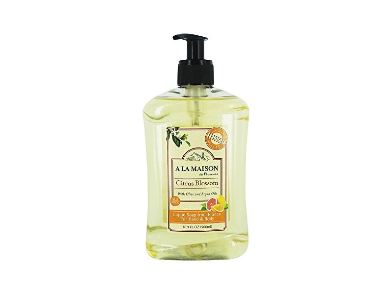 A La Maison Liquid Soap, Citrus Blossom, 16.9 fl oz