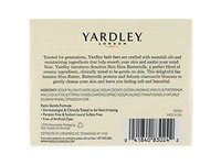 Yardley London Shea Buttermilk Sensitive Skin Naturally Moisturizing Bath Bar, 4.25 ounce, 2 Count - Image 3