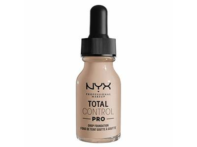 Nyx Total Control Pro Drop Foundation, Porcelain, 0.43 fl oz