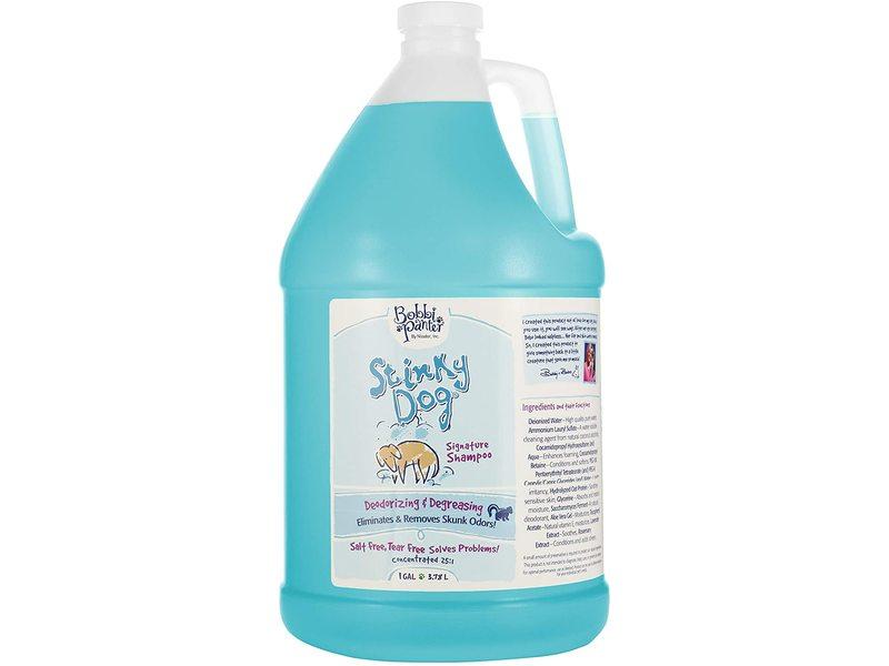 Bobbi Panter Stinky Dog Shampoo, 1 Gal/3.78 L