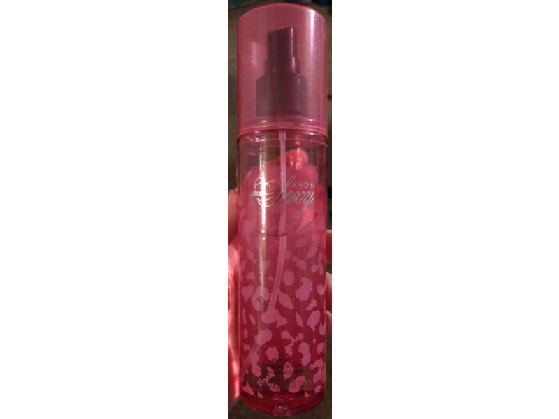 Avon Ultra Sexy Body Mist, 8.45 fl oz/250 mL