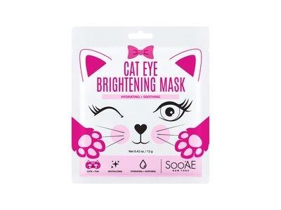 SooAE Cat Eye Brightening Mask