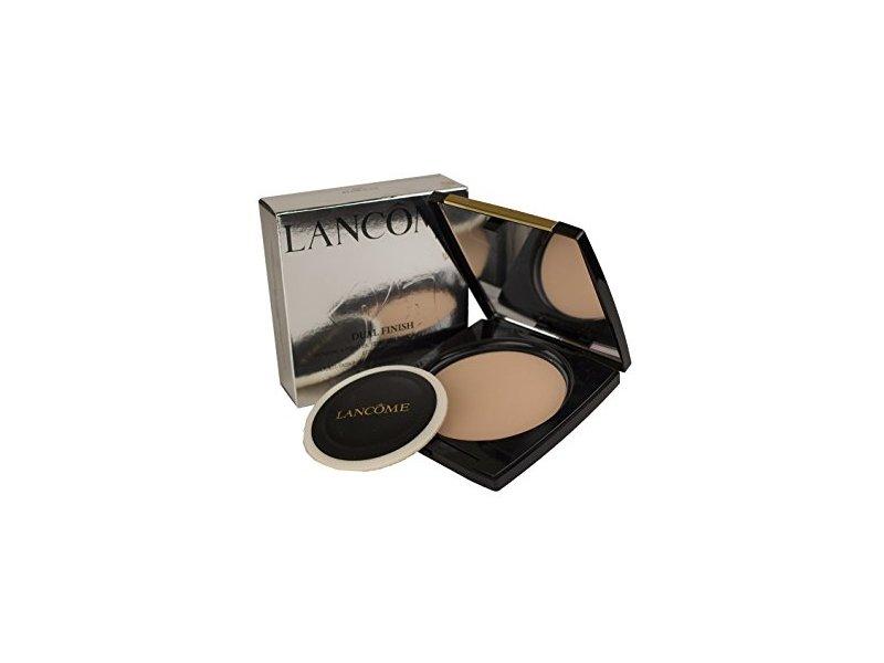 Lancome Dual Finish Versatile Multi-Tasking Powder and Foundation Makeup, Matte Bisque II, 0.67 oz