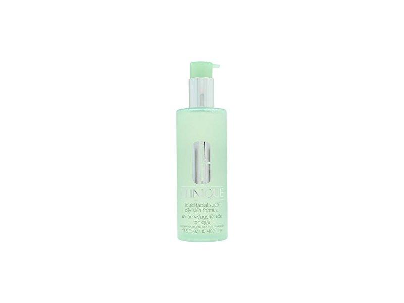 Clinique Liquid Facial Soap Oily Skin Formula , 13.5 Oz
