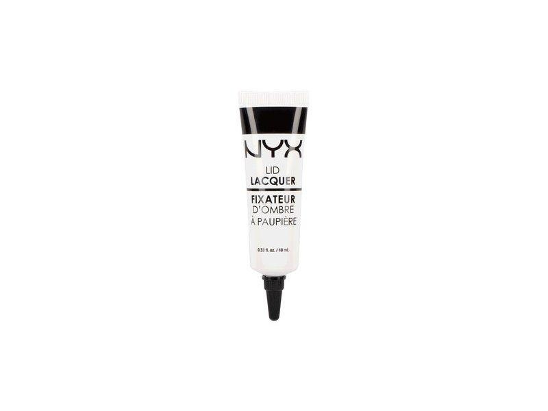 NYX Lid Lacquer Clear Transparent, .33 fl oz