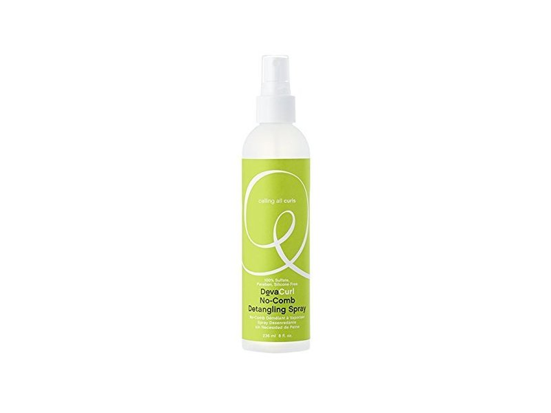 Deva Concepts Devacurl No-Comb Detangling Hair Spray, 8 Ounce