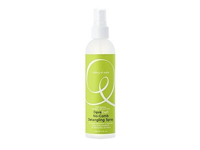 Deva Concepts Devacurl No-Comb Detangling Hair Spray, 8 Ounce