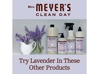 Mrs. Meyer's Liquid Dish Soap Refill, Lavender, 48 OZ - Image 12
