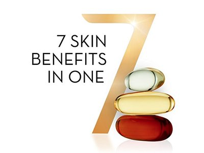 Olay Total Effects Day to Night Anti-Aging Skincare Kit with Cleanser, SPF & Night Cream - Image 6