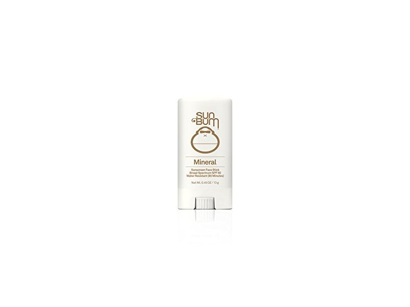Sun Bum Mineral Sunscreen Face Stick, SPF 50