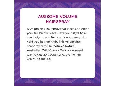 Aussie Aussome Volume Non-Aerosol Hairspray 8.5 Fl Oz (Pack of 12) - Image 5