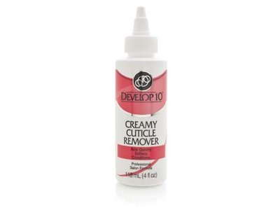 Develop 10 Creamy Cuticle Remover 4oz