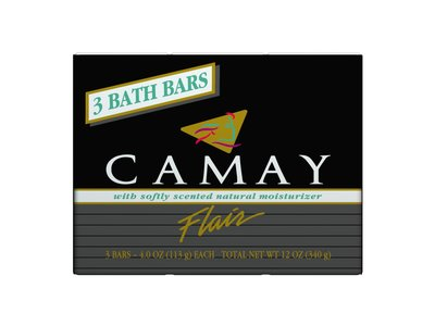 Camay Flair Bar Soap - Image 1